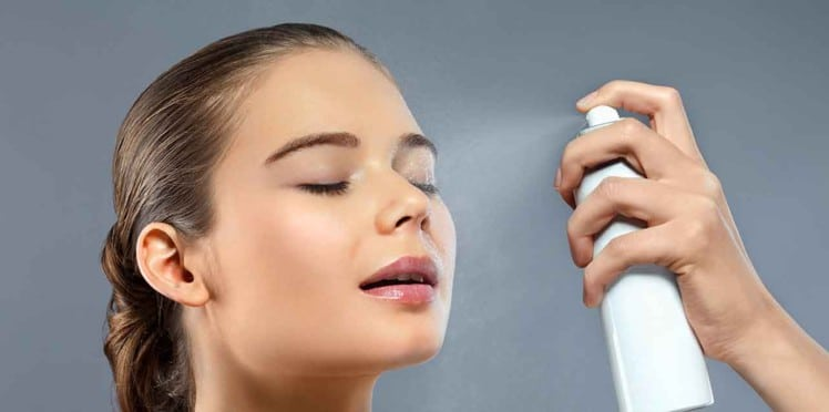 meilleur fixateur de maquillage