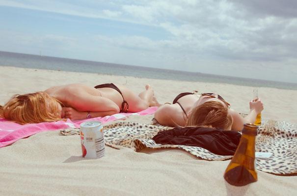 Epilation laser et soleil (vacances d'été)