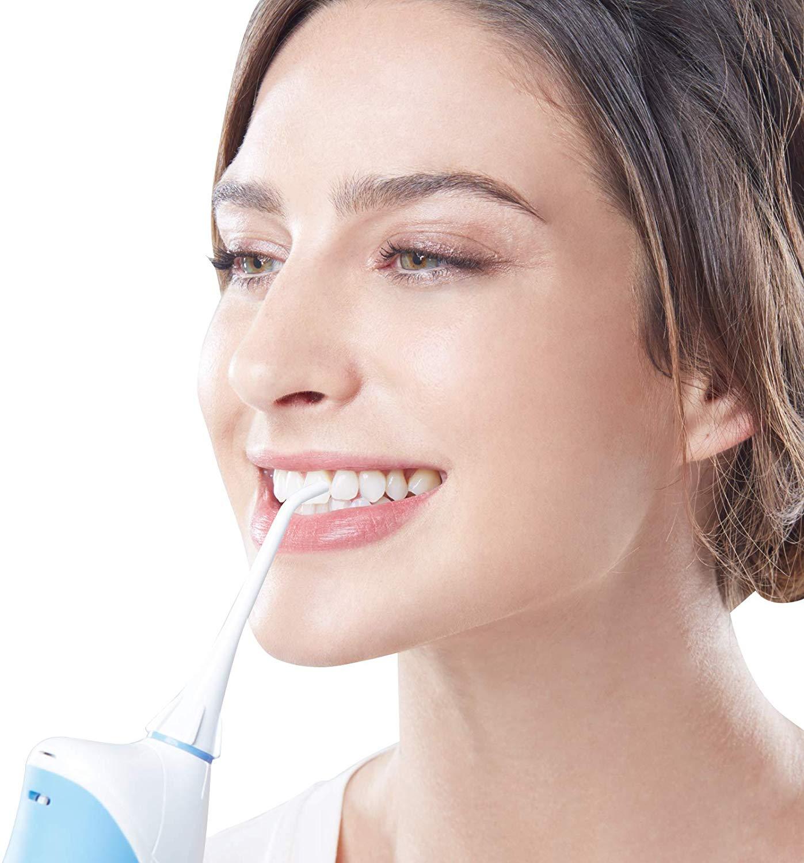 Test hydropulseur dentaire